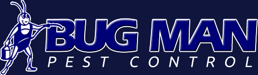 Logo Bug Man Pest Control